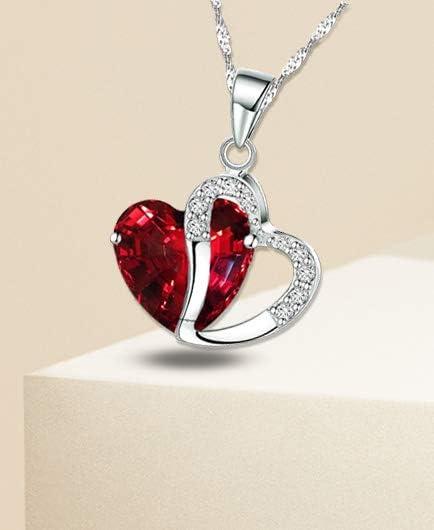 Heart shaped jewellery