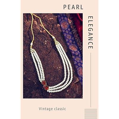 Shop pearl jewellery