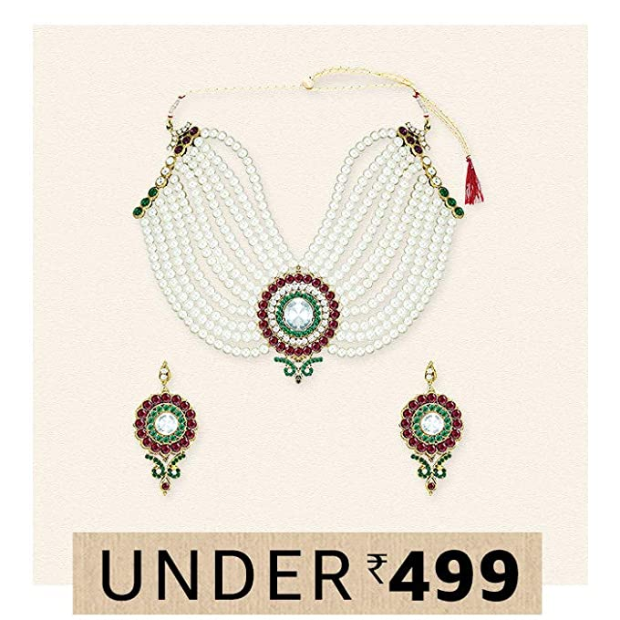 Jewellery sets under 499
