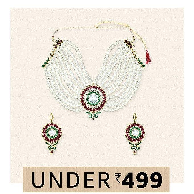 Jewellery sets under 499
