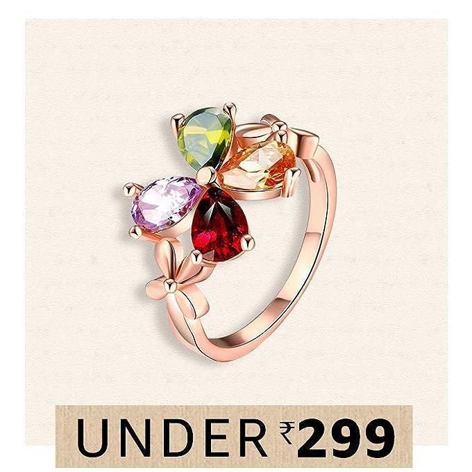 Rings under 299