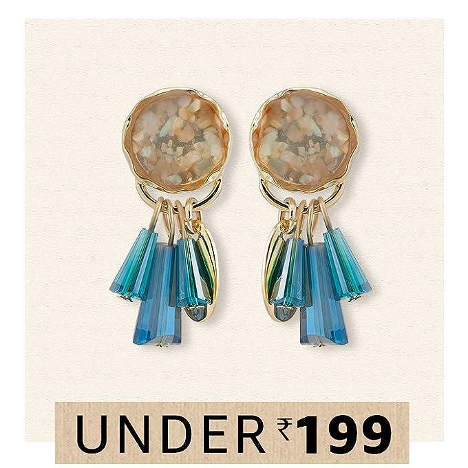 Earrings under 199