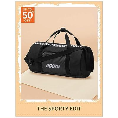 Duffle bags, backpacks & accessories
