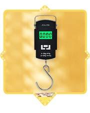Luggage scales & locks