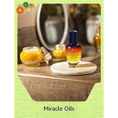 Face oils, body oils, serums