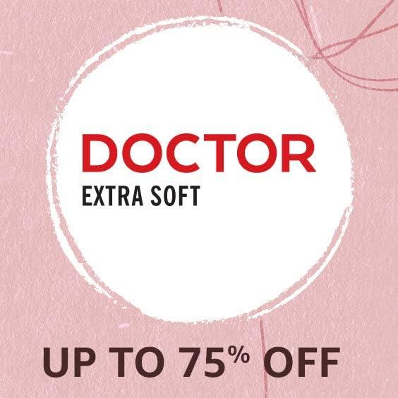 Dr Extra soft
