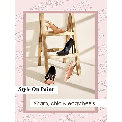 Shop Pointy-toed Footwear