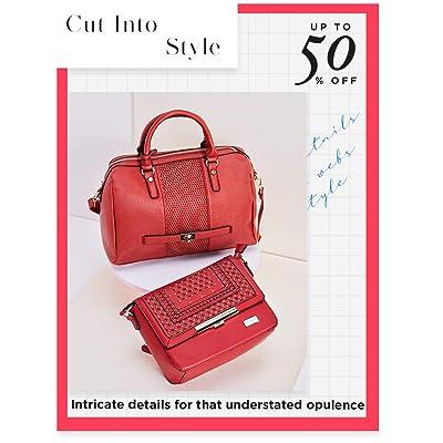 Shop cutwork-detail bags