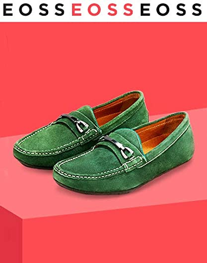 Men's Loafers & Moccasins