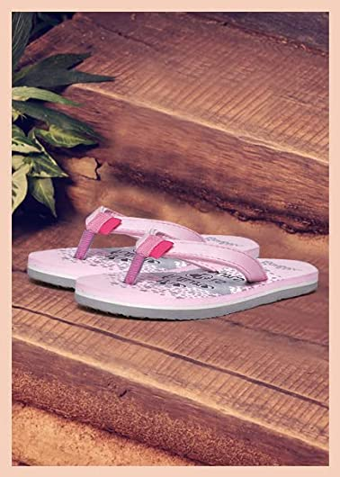 Girls' flip flops