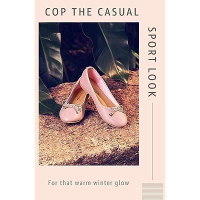 Shop Pink & Peach Footwear