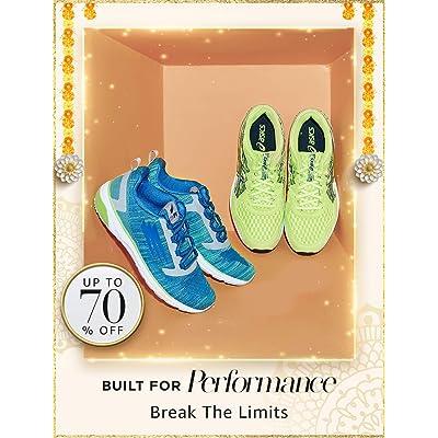 Shop hi-tech soled sports shoes