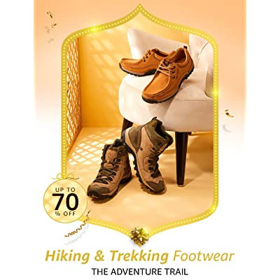Shop hiking & trekking Shoes