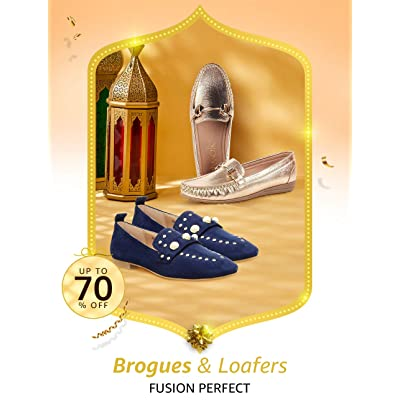 Shop brogues & loafers