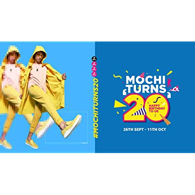 Celebrate with Mochi Shoes