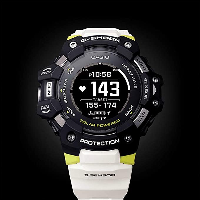 G-Shock G-Squad   Just Launched