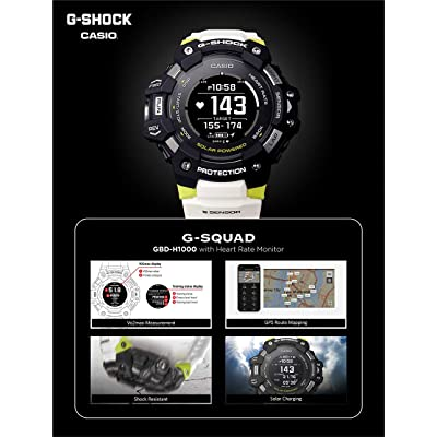 Smartwatch with workout functions