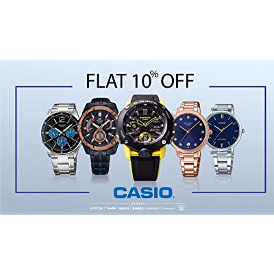 Flat 10% off | Only for today