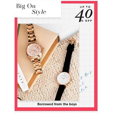 Shop the boyfriend watch