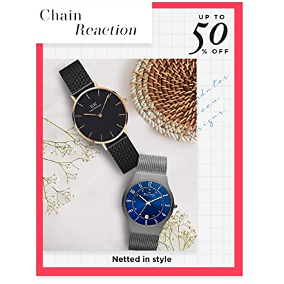 Shop mesh watches