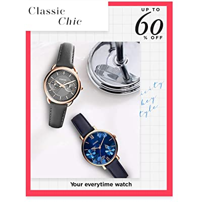 Shop leather watches