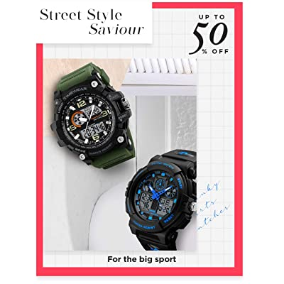 Shop chunky sports watches