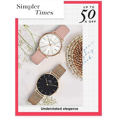 Shop minimalistic style watches