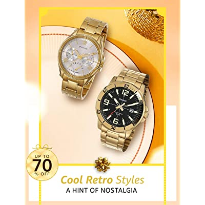 Shop Retro-styled Watches