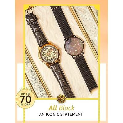 Shop Black Watches