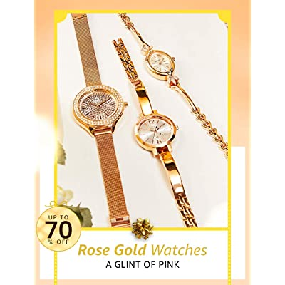 Shop Rose Gold Watches