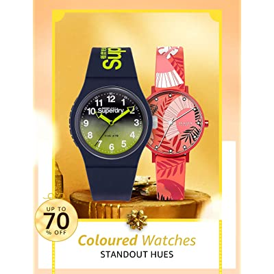 Shop Coloured Watches