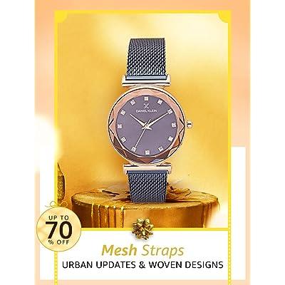 Shop Mesh Strap Watches