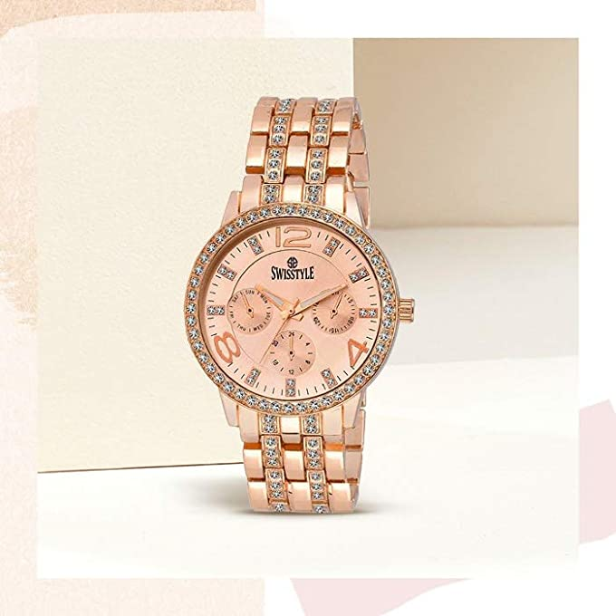 Rose gold Watches | Starts Rs 299