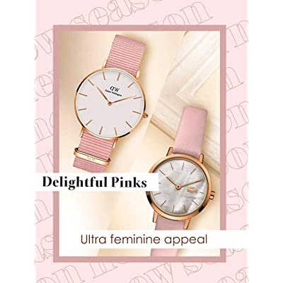 Shop Pink Watches