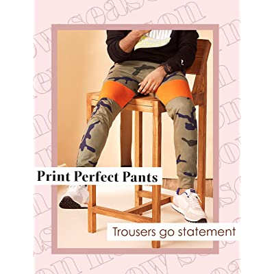 Shop Printed Trousers