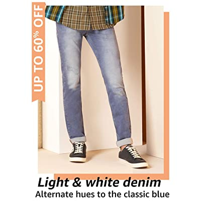 Shop men's denims