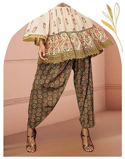 Ethnic Wear : Bottom Wear : Ethnic Bottoms Style: 9 selected