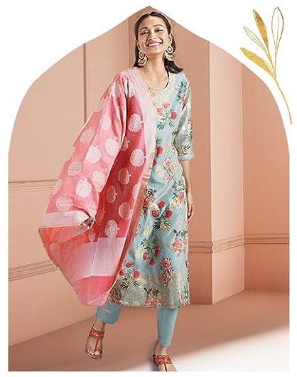 Ethnic Wear : Salwar Suits