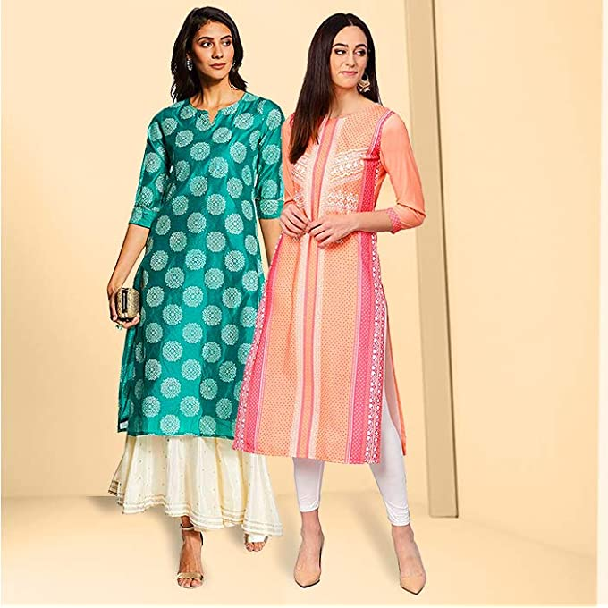 Kurtas pack of 2
