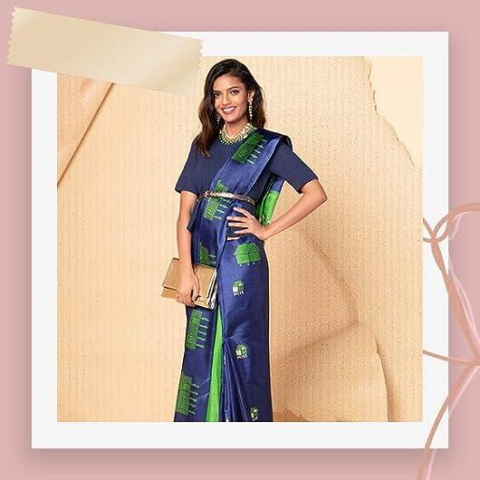 Everyday sarees