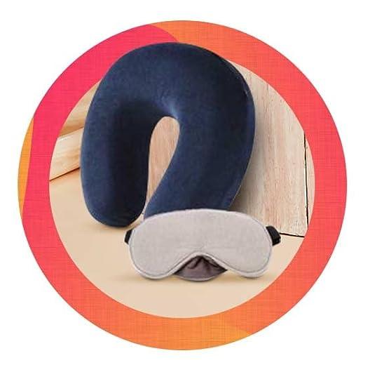 Neck Pillows & Eye Masks