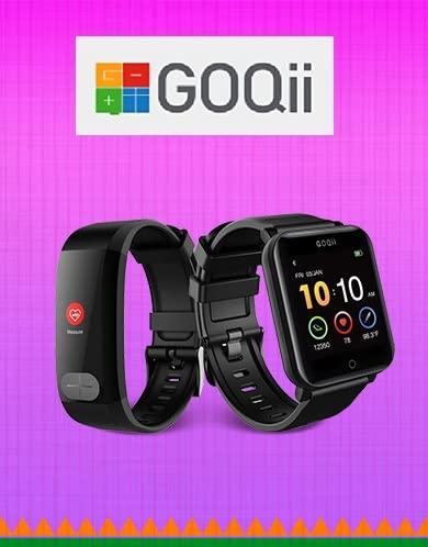 GoQii Fitness trackers