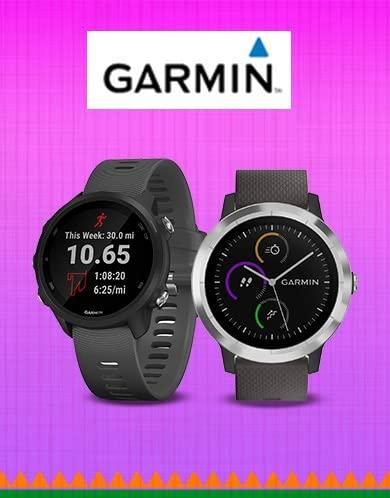 Garmin Fitness trackers