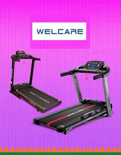 Welcare treadmills
