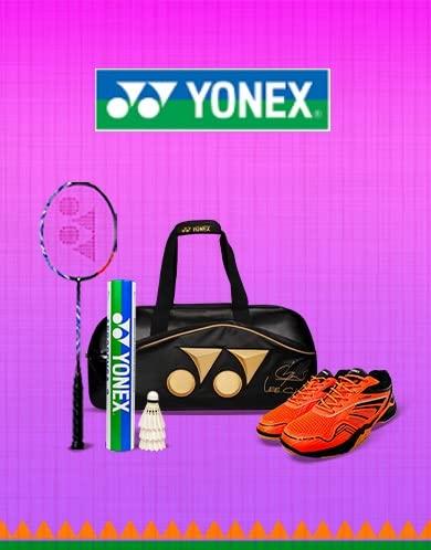 Yonex racquets & more