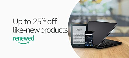 Up to 25% off on like new products