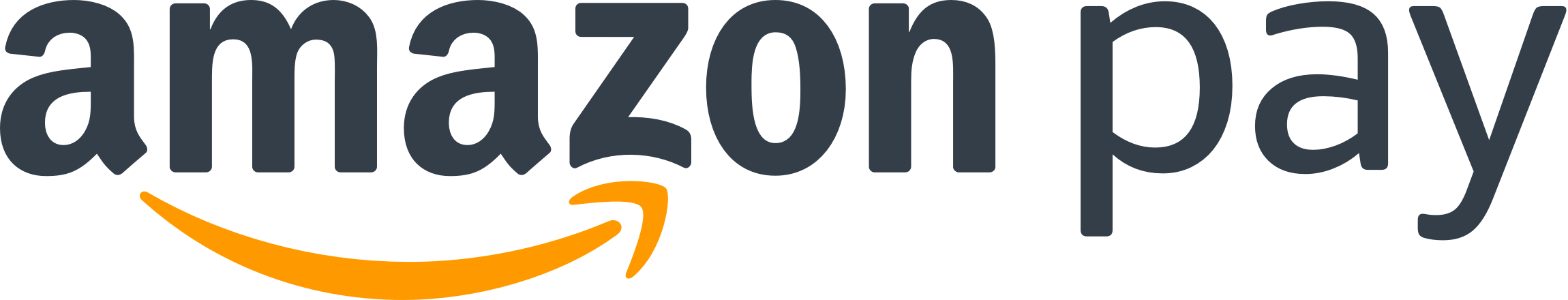 pay with amazon logo