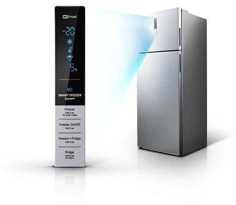 Blue LED Digital Display (Option)