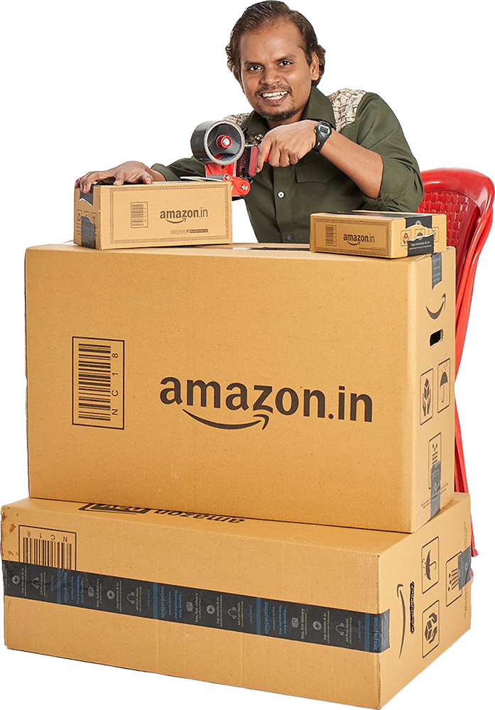 Amazon.in seller - Prime Advantage