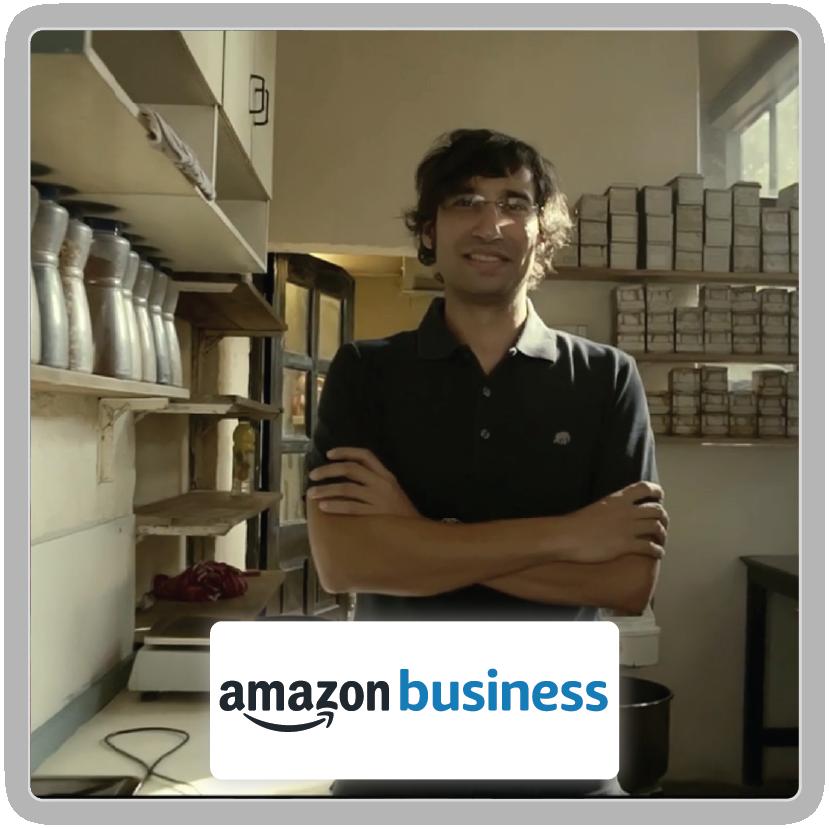 Amazon ಬ್ಯುಸಿನೆಸ್
